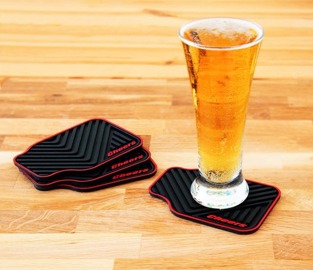 Car Mat Coaster1