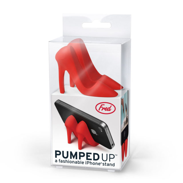 Pumped Up-Iphone Stand1
