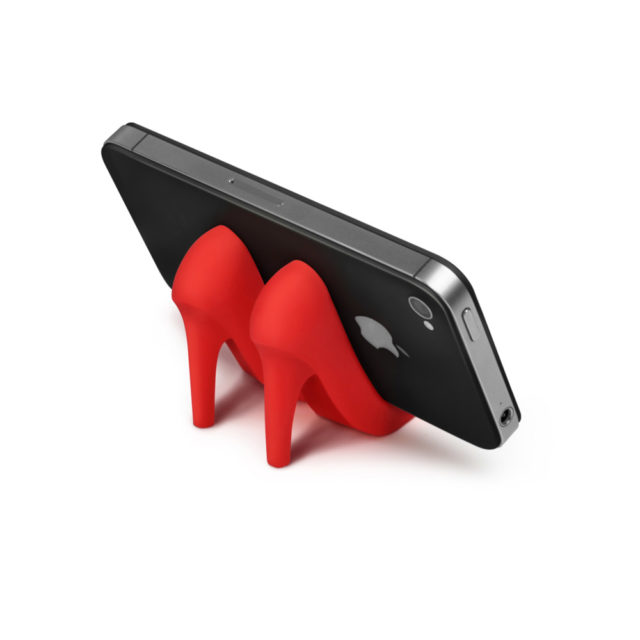 Pumped Up-Iphone Stand2