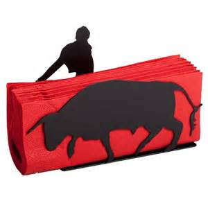 Red Napkin Holder2