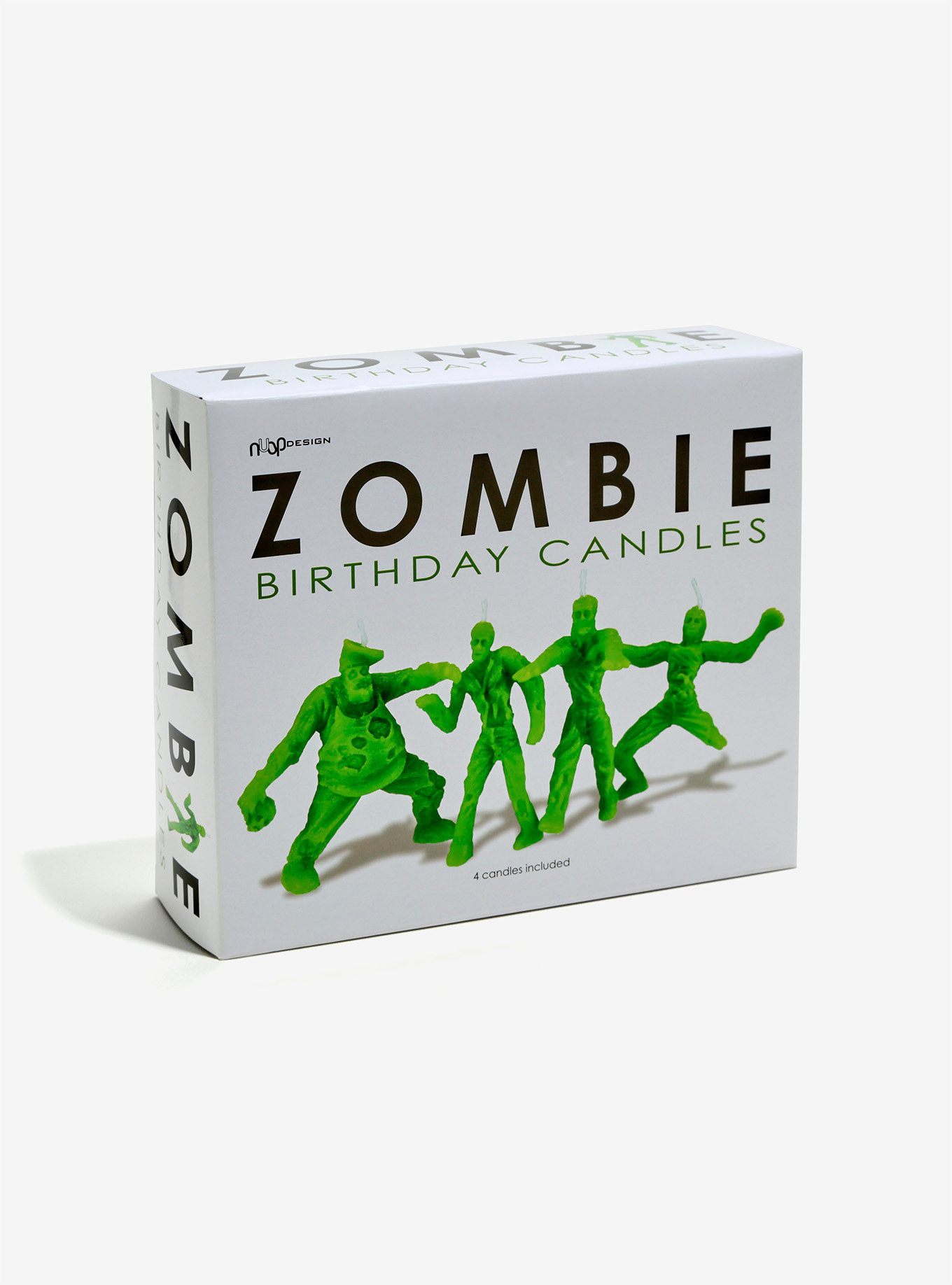 Zombie Birthday Candles UG Unusual Gifts